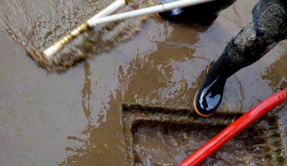 Dry Effect Sewage Backup