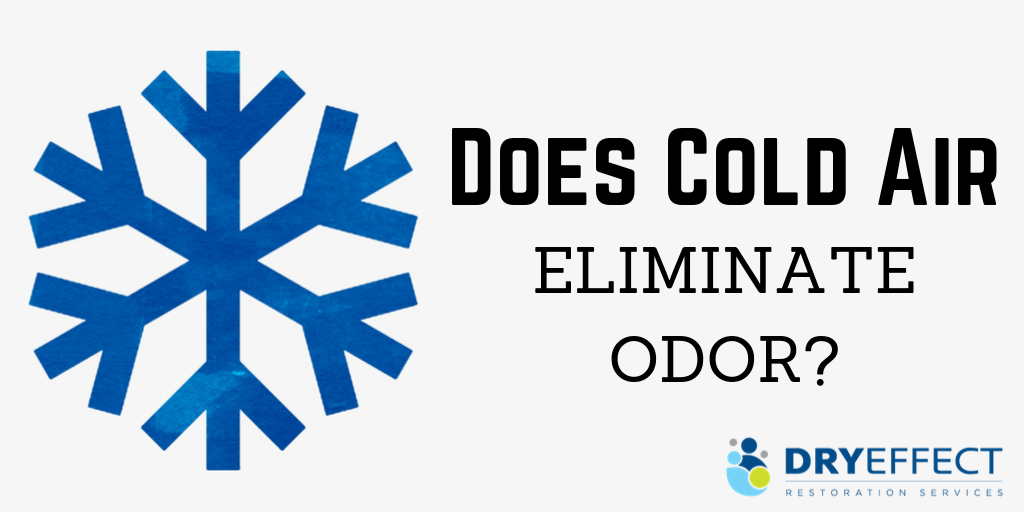 Does Cold Air Eliminates Odor?