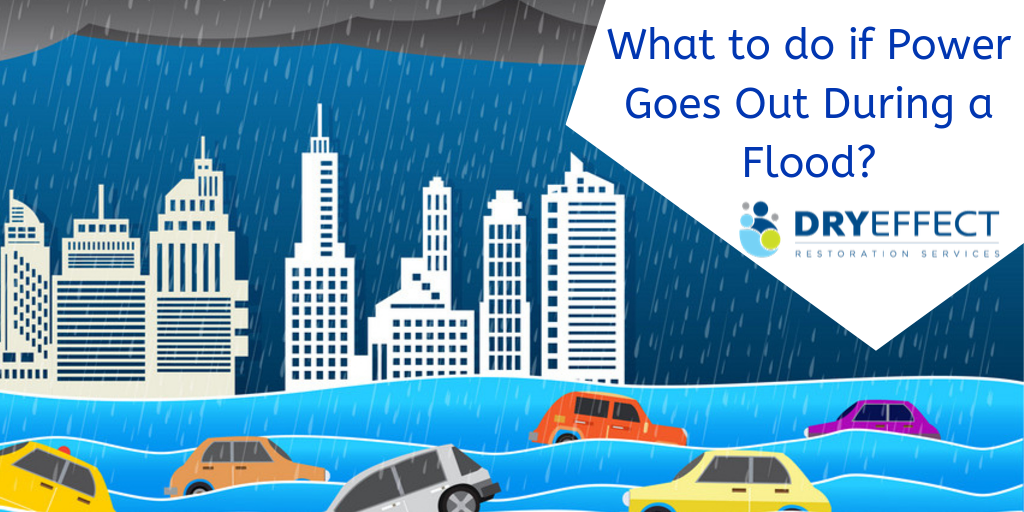 What to do if Power Goes Out During a Flood?