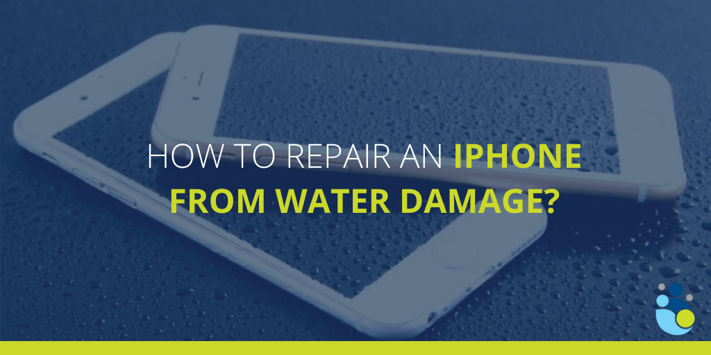 How to Repair an iPhone from Water Damage?