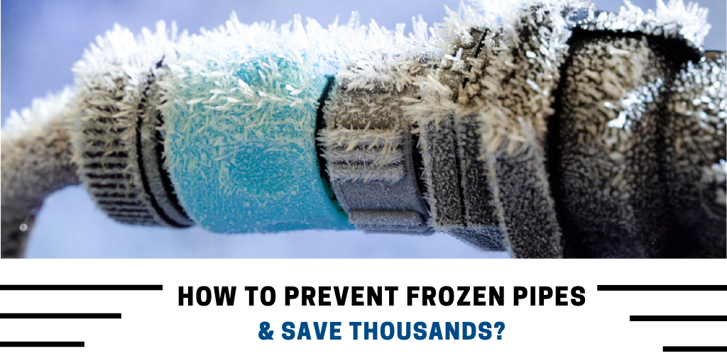 How to Prevent Frozen Pipes?